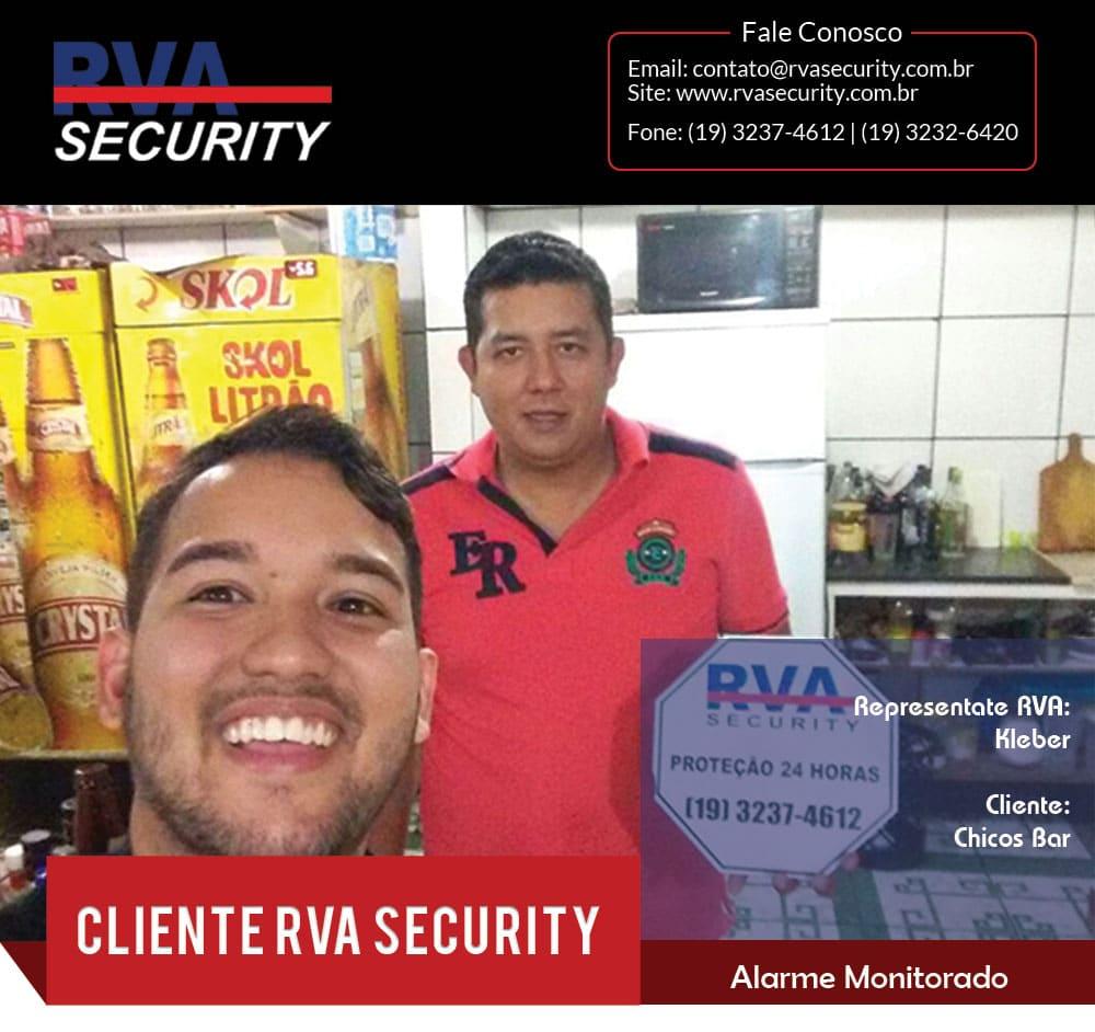 Cliente – Chicos Bar