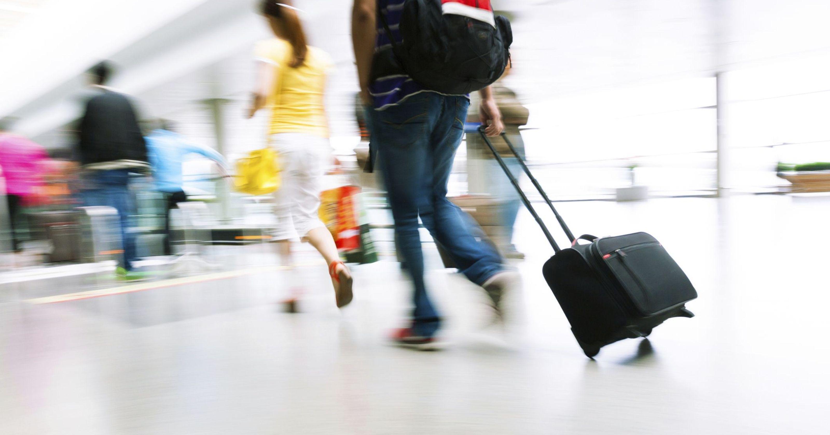 Recuperar Bagagem, Extravio, Roubo de malas, Segurança em aeroportos