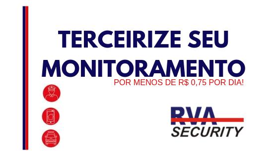 Terceirização de Monitoramento por menos de R$ 0,75/ Dia!